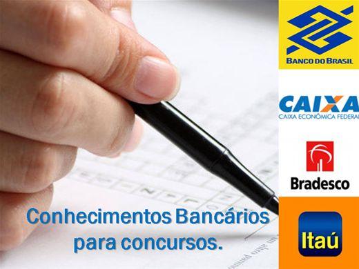 Curso Online de Conhecimentos bancários para concursos