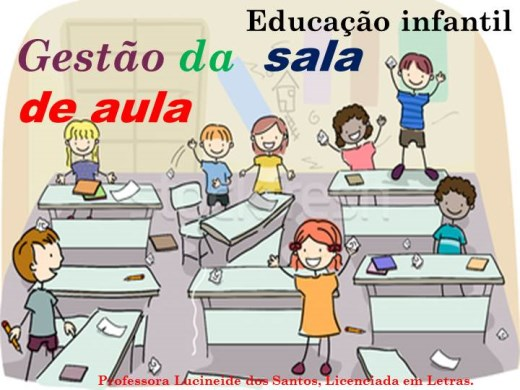 Curso Online de Gestão de sala de aula - Educação infantil
