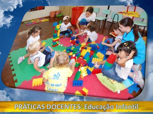 Curso Online de PRÁTICAS DOCENTES: EDUCAÇÃO INFANTIL