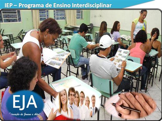 Curso Online de Orientações e Desenvolvimento - EJA