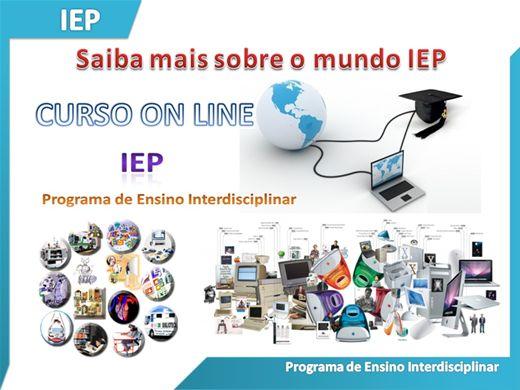 Curso Online de Apresentação IEP