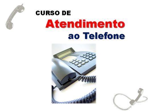 Curso Online de Excelência no Atendimento ao Telefone