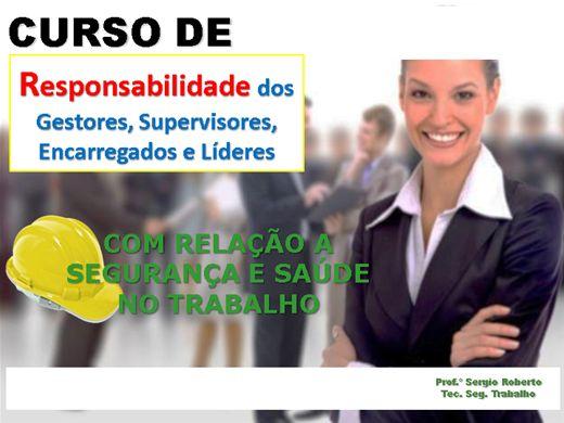 Curso Online de SEGURANÇA E SAÚDE NO TRABALHO PARA GESTORES
