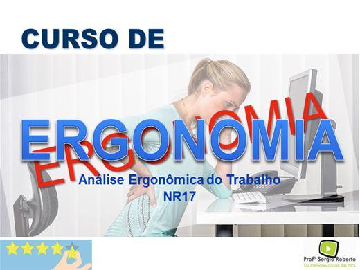 Curso Online de Ergonomista - Básico