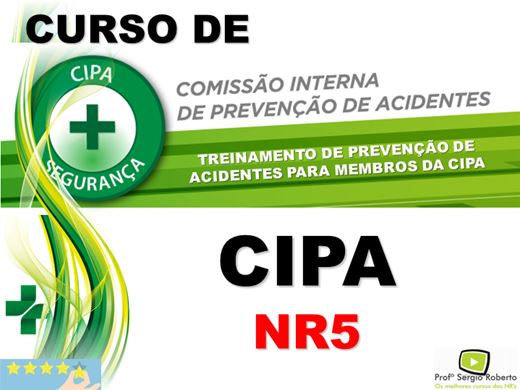 Curso Online de NR5 - CIPA