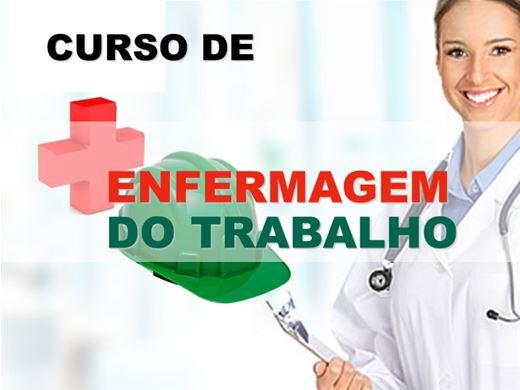 Curso Online de Auxiliar de Enfermagem do Trabalho - Noções básicas
