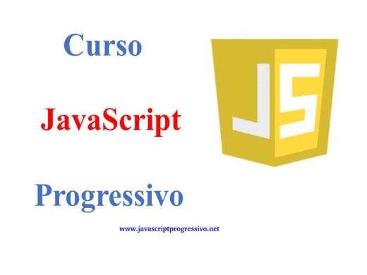 Curso Online de JavaScript Progressivo