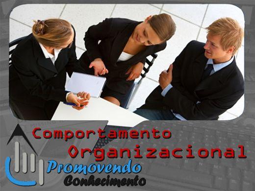 Curso Online de COMPORTAMENTO ORGANIZACIONAL