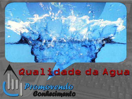 Curso Online de QUALIDADE DA ÁGUA