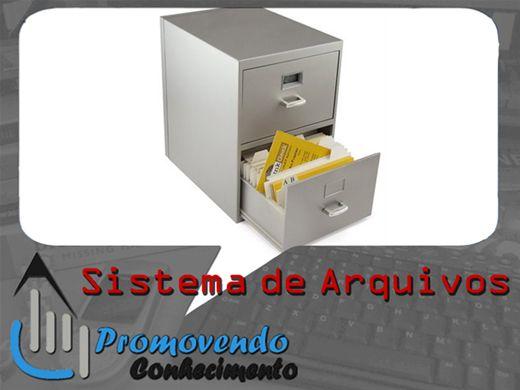 Curso Online de SISTEMA DE ARQUIVOS