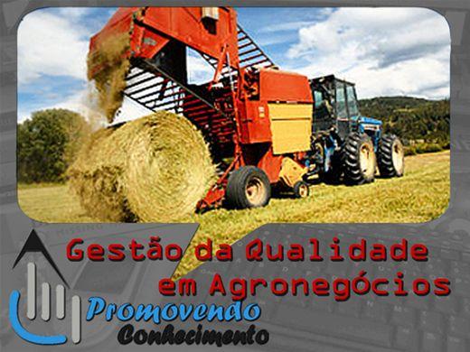 Curso Online de Gestão da Qualidade em Agronegócios