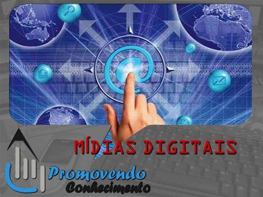 Curso Online de MÍDIAS DIGITAIS