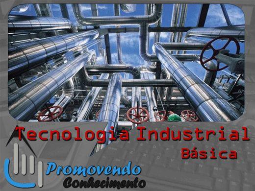 Curso Online de TECNOLOGIA INDUSTRIAL