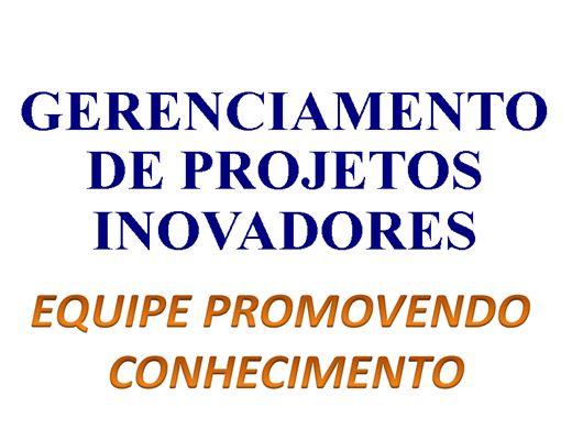 Curso Online de Gerenciamento de Projetos Inovadores