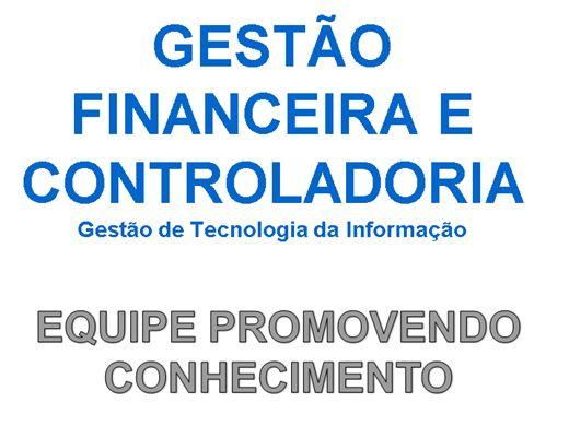 Curso Online de GESTÃO FINANCEIRA E CONTROLADORIA