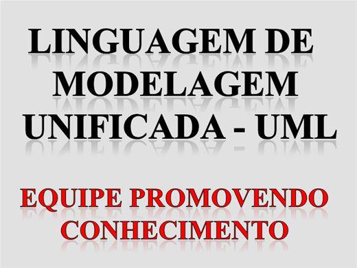 Curso Online de Linguagem de  Modelagem Unificada - UML