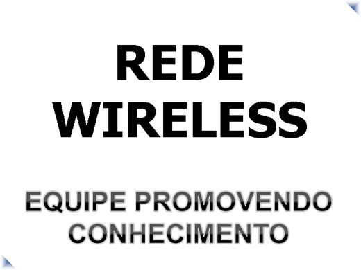 Curso Online de REDES WIRELESS