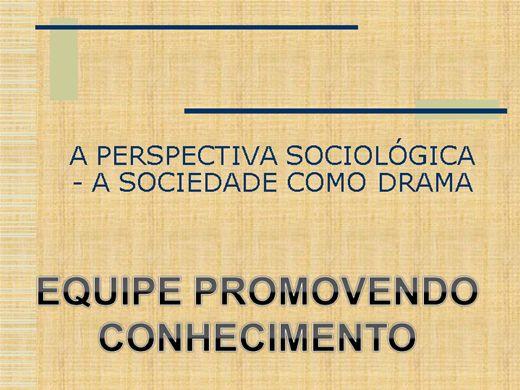 Curso Online de A PERSPECTIVA SOCIOLÓGICA