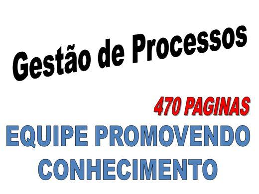 Curso Online de Gestão de Processos
