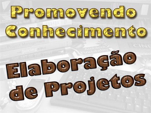 Curso Online de ELABORAÇÃO DE PROJETOS