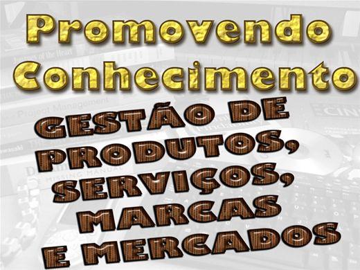 Curso Online de GESTÃO DE PRODUTOS, SERVIÇOS, MARCAS E MERCADOS