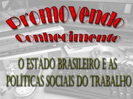 Curso Online de POLÍTICAS SOCIAIS DO TRABALHO