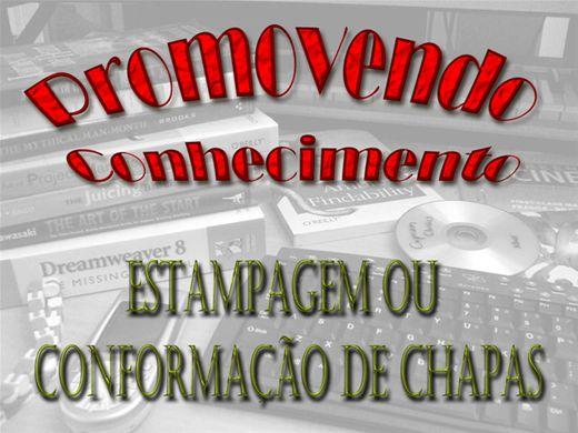 Curso Online de ESTAMPAGEM OU DEFORMAÇÃO DE CHAPA