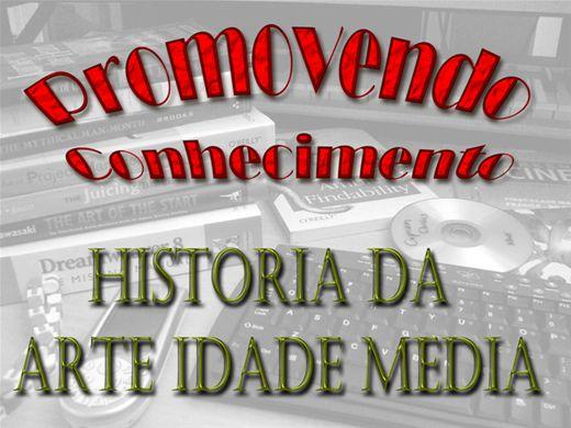 Curso Online de HISTÓRIA DA ARTE NA IDADE MEDIA