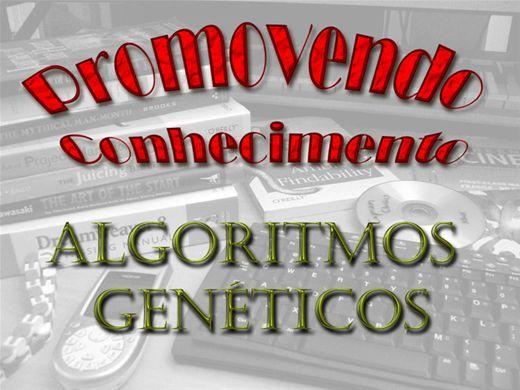 Curso Online de ALGORITMOS GENÉTICOS
