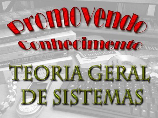 Curso Online de TEORIA GERAL DE SISTEMAS