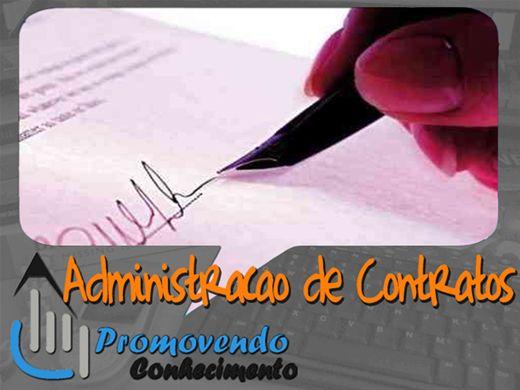 Curso Online de ADMINISTRAÇÃO DE CONTRATOS