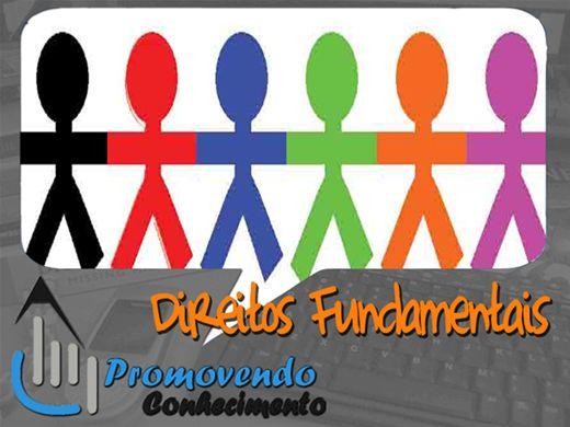 Curso Online de DIREITOS FUNDAMENTAIS