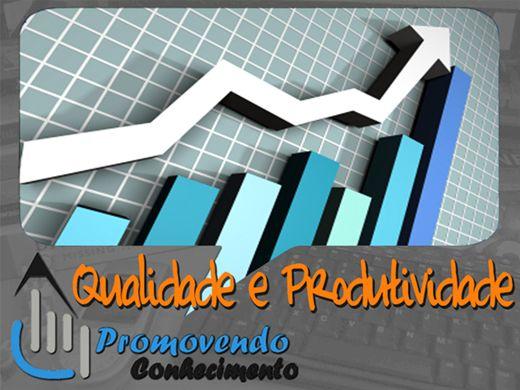 Curso Online de QUALIDADE E PRODUTIVIDADE