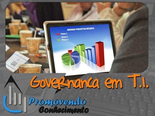 Curso Online de GOVERNANÇA EM T. I.