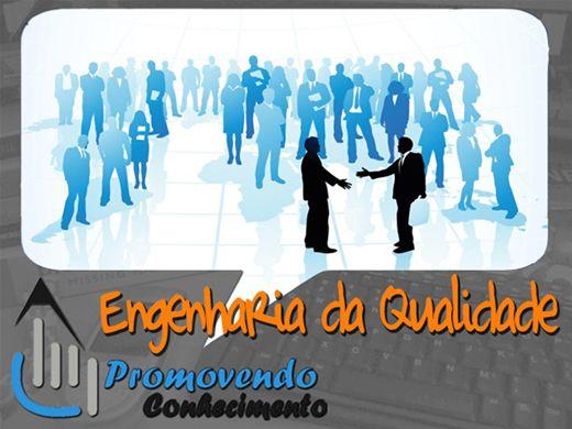 Curso Online de ENGENHARIA DA QUALIDADE