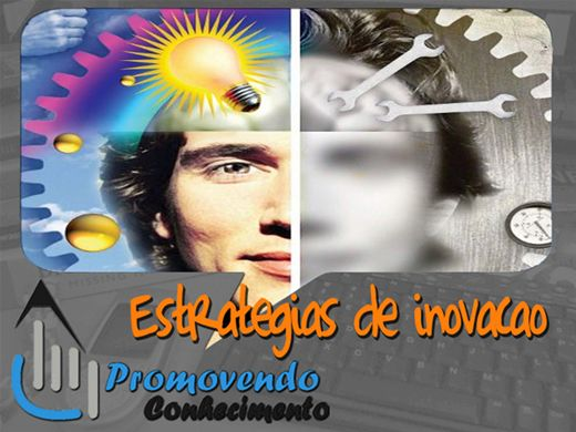 Curso Online de ESTRATÉGIAS DE INOVAÇÃO
