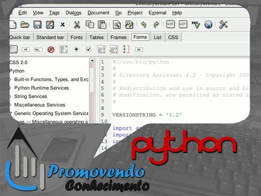 Curso Online de PYTHON