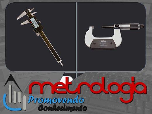 Curso Online de METROLOGIA