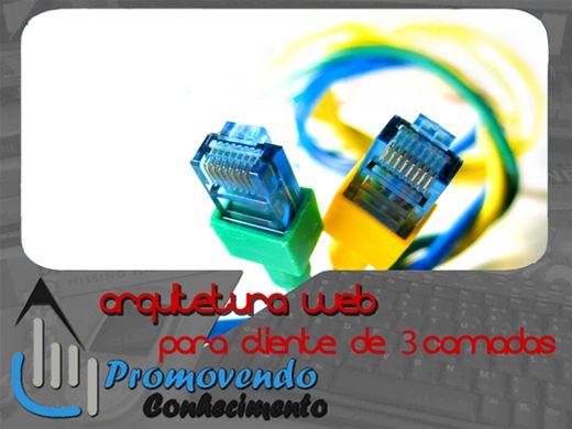 Curso Online de ARQUITETURA WEB PARA 3 CAMADAS