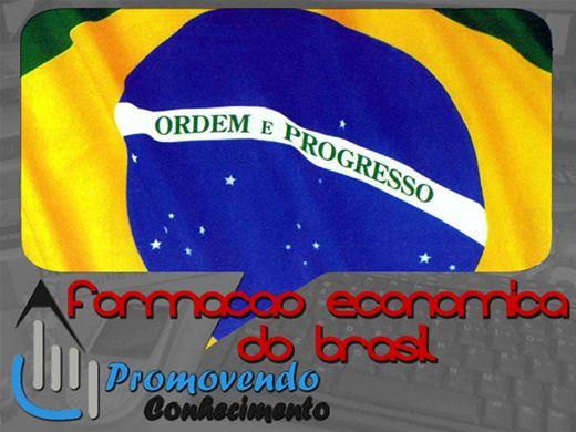 Curso Online de FORMAÇÃO ECONÔMICA DO BRASIL