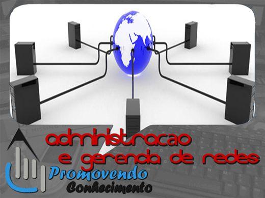 Curso Online de ADMINISTRAÇÃO E GERÊNCIA DE REDES