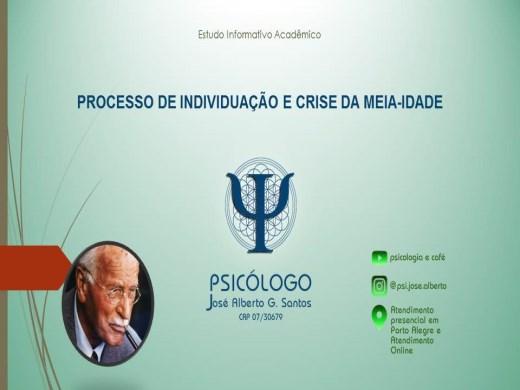 Curso Online de PROCESSO DE INDIVIDUAÇÃO E CRISE DA MEIA-IDADE