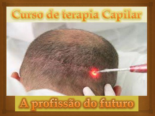 Curso Online de TERAPIA CAPILAR: A PROFISSÃO DO FUTURO
