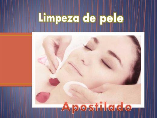 Curso Online de LIMPEZA DE PELE PROFUNDA
