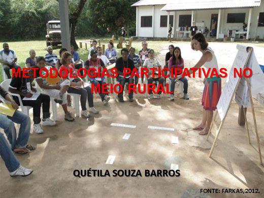 Curso Online de Metodologias participativas no meio rural