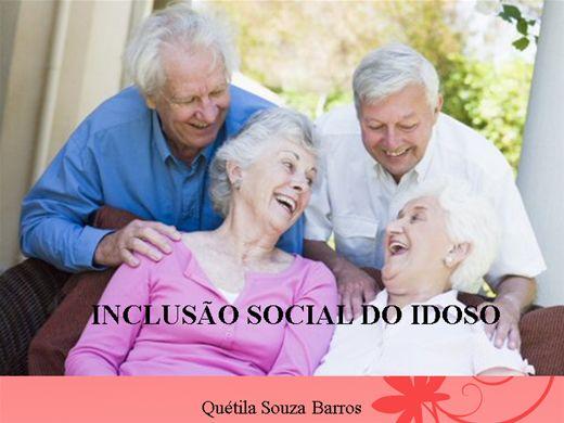 Curso Online de  Inclusão social do Idoso