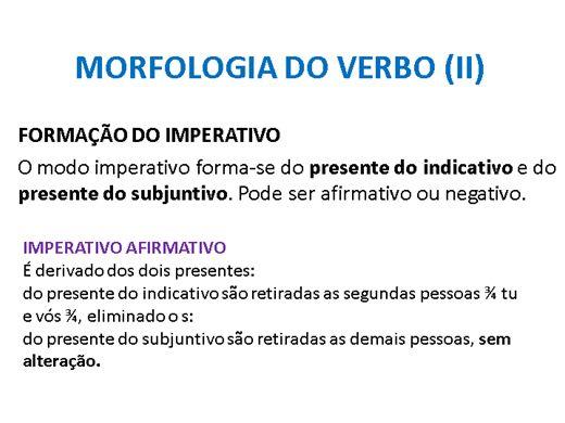 Curso Online de VERBOS