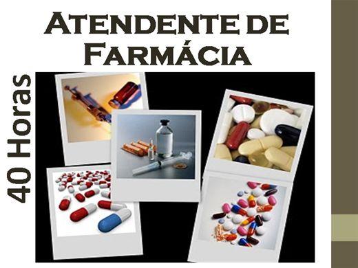 Curso Online de Atendente de Farmácia