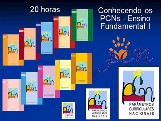 Curso Online de Conhecendo os PCNs - Ensino Fundamental I