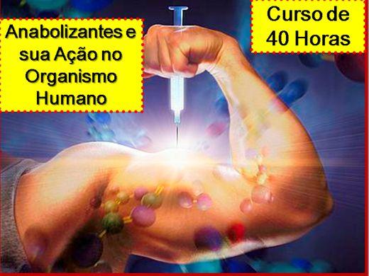 Curso Online de Os Anabolizantes e sua Ação no Organismo Humano
